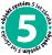 5 let záruka: pro více informací klikněte